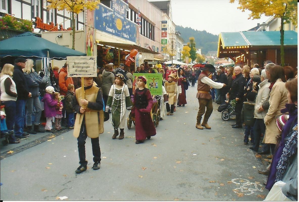 Veranstaltungen in der Stadt