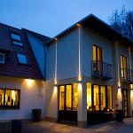Der Landgasthof Mücke bietet insgesamt 18 Betten, …