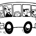 Entspannt den Met genießen ohne Auto…